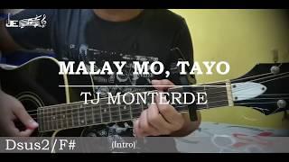 TJ Monterde   Malay Mo, Tayo (Instrumental)