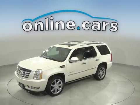 Pre-Owned 2011 Cadillac Escalade Premium