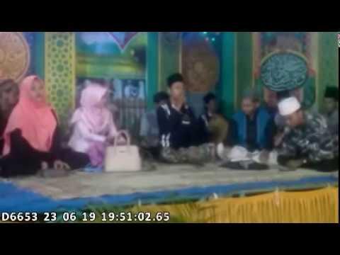 🔴 [Live] Pernikahan Whyudi & Tutik Ketua Relawan Mafiasholawat 23-06-2019