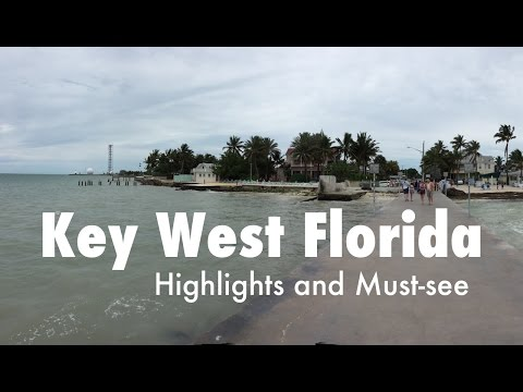 Video Key West Florida Highlights and Must-see Sights
