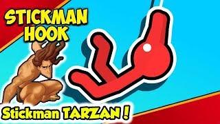 Stickman Hook - Uno StickMan TARZAN!- Android - (Salvo Pimpo