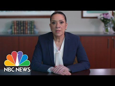 My Son's Death Cannot Be In Vain: Esther Salas Pleads For More Protections For Judges | NBC News NOW