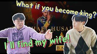 Hael Husaini   Hajat (Korean Reaction Men)