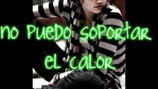 Miley Cyrus - Burned Up The Night Español