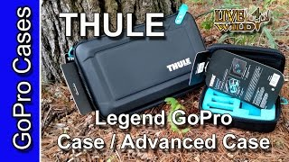 THULE Legend GoPro Case / Advanced Case