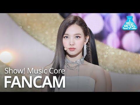[예능연구소 직캠] TWICE - Feel Special (NAYEON), 트와이스 - Feel Special (나연) @Show Music Core 20190928