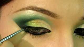 Arabic makeup 1 /// Арабский макияж 1 (ENG SUBs)