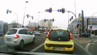 preview picture of video 'Cabview - ul. Słowackiego - Piotrków Tryb. / test Vakoss VC-605'
