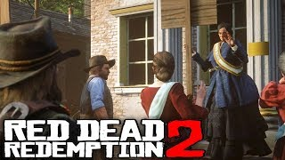 Red Dead Redemption 2 #9 - Glorified Mail Man