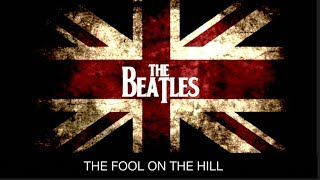 The Fool On The Hill / THE BEATLES / Subtitulada Inglés-  Español