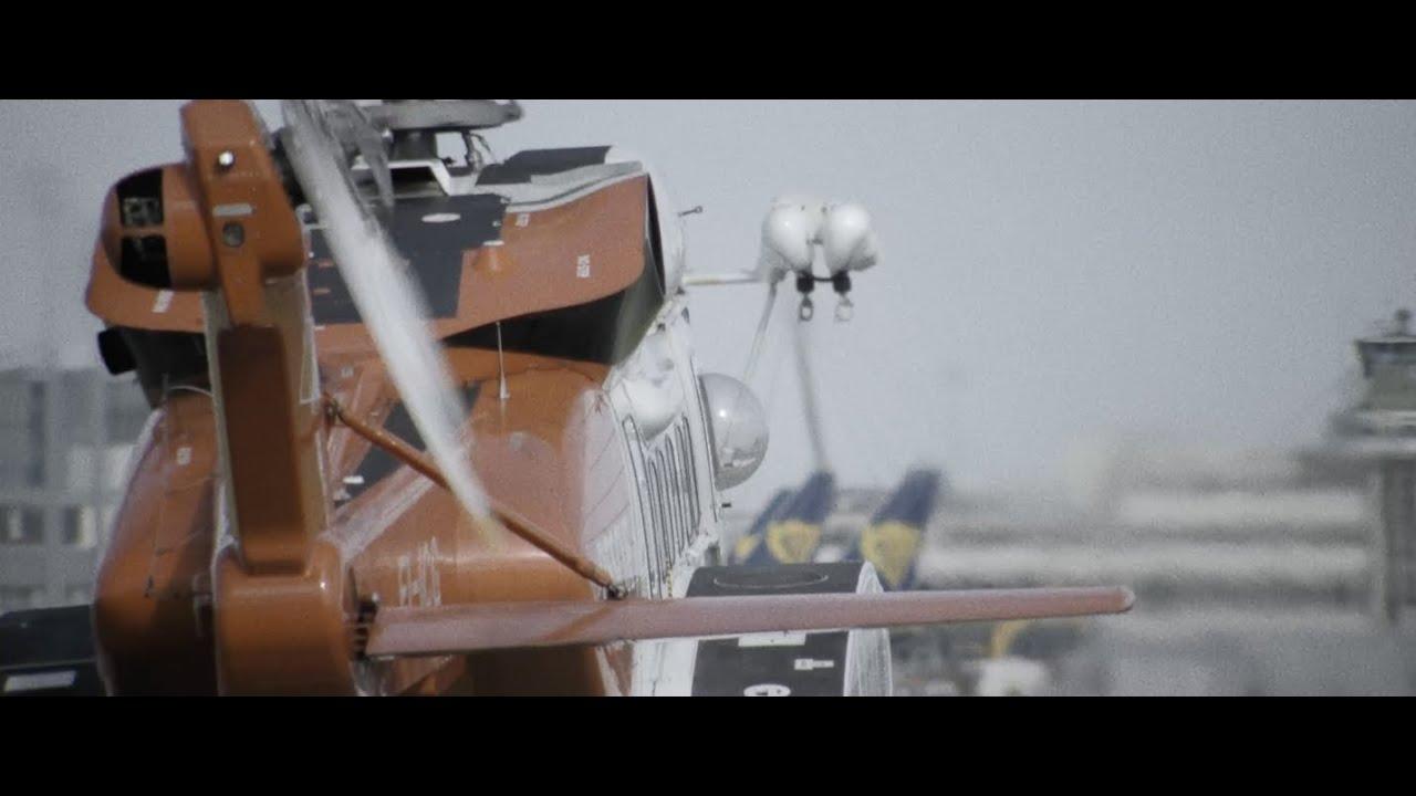 Collins Aerospace - Irish Coast Guard's lifesaving missions during 2018's Storm Emma (Film)