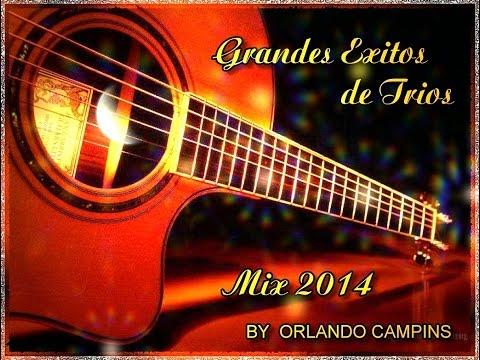 GRANDES EXITOS DE TRIOS MIX