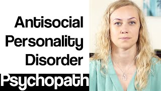 What does Psychopath mean? Antisocial Personality Disorder - Mental Health Help with Kati Morton