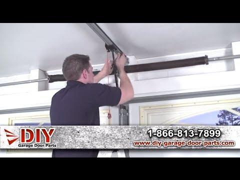 Garage Door Springs How To Video Save Hundreds Of Dollars Replacing Garage Door Springs - 2018