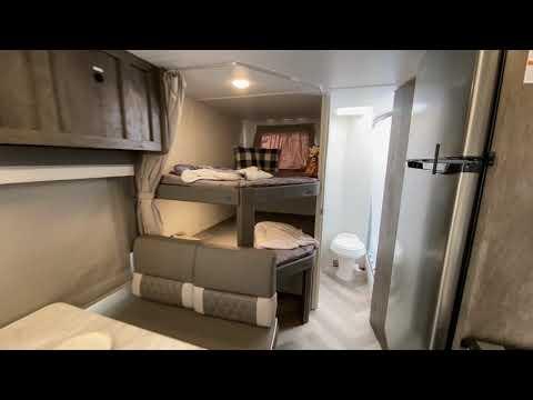 2022 Salem Cruise Lite 19DBXL TRAVEL TRAILER in Augusta, Maine - Video 1