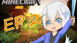 白冷熊Minecraft實況-異界之塔EP.2封印小殭屍