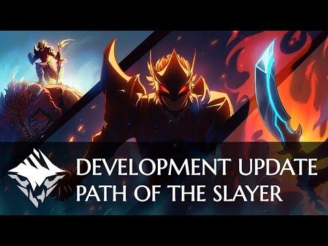 Dauntless Development Update: Path of the Slayer