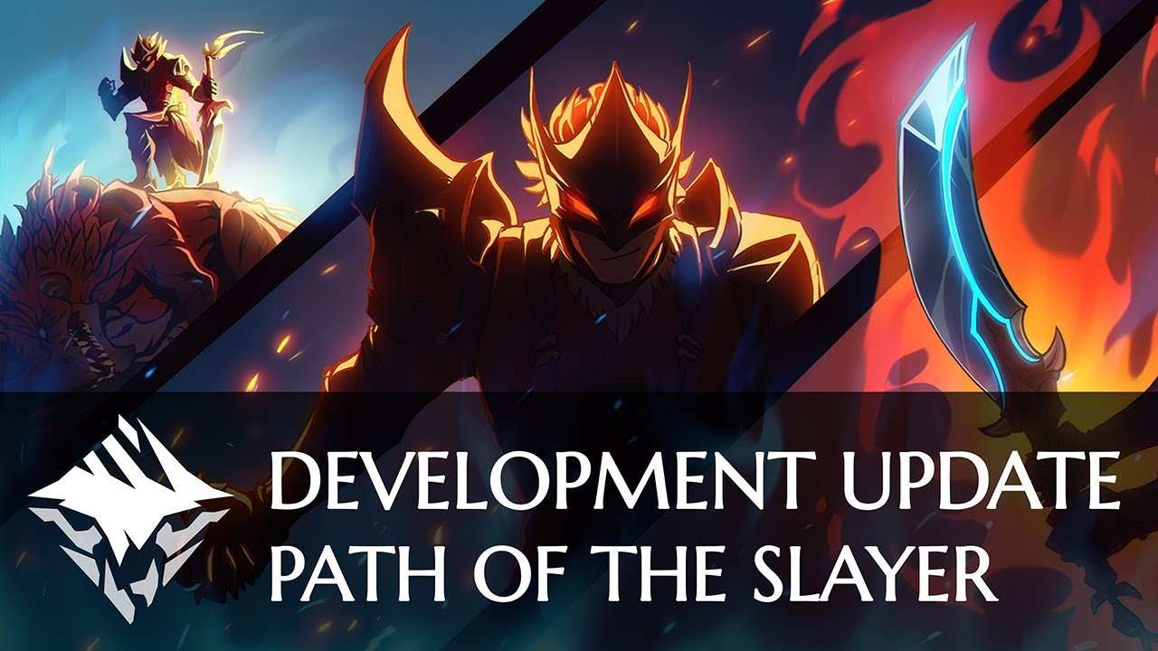 Dauntless Development Update: Path of the Slayer