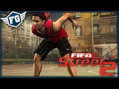 FIFA STREET 2 - Tvrdý Pouliční Fotbálek
