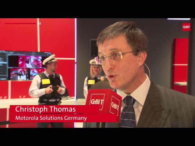 CeBIT in 100 seconds | Internet of Things