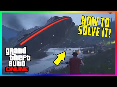 MOUNT CHILIAD MYSTERY SOLVED? - HOW TO FIND NEW ALIEN UFO CRASH SITE EASTER EGG! (GTA 5 MYSTERY)