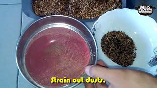 পাঁচ ফোঁড়ন তৈরী করুন ঘরেই! Homemade Panch Phoron Masala. Mix 5 Spices.