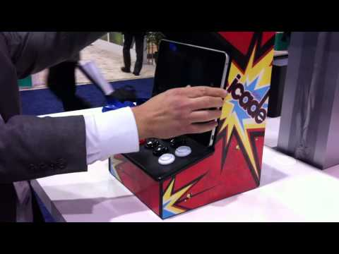 ICade Makes Your IPad Feel Like A Real Arcade Machine