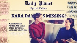 Supercorp    Kara Missing    Post Reveal AU