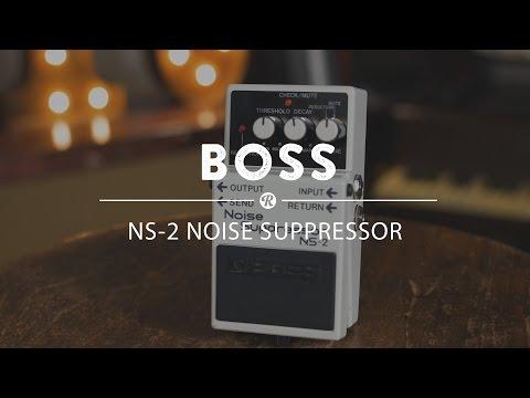 BOSS NS 2 Kytarový efekt