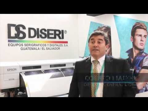 Testimonial Apparel Sourcing Show- Guatemala 2015