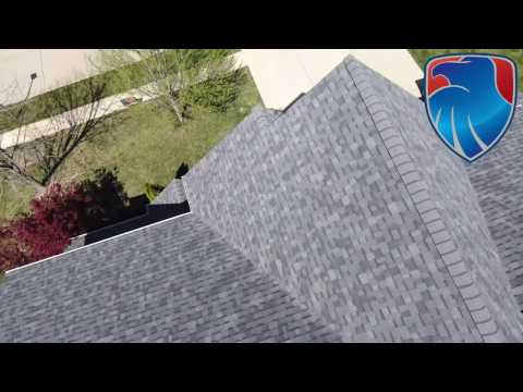 Estate Gray was a great shingle color for this Wentzville, MO roof replacement. Owens Corning Duration shingles are the industries toughest shingle with the patented Sure Nail Technology. We were happy to help these customers get the roof they needed to keep their home protected!