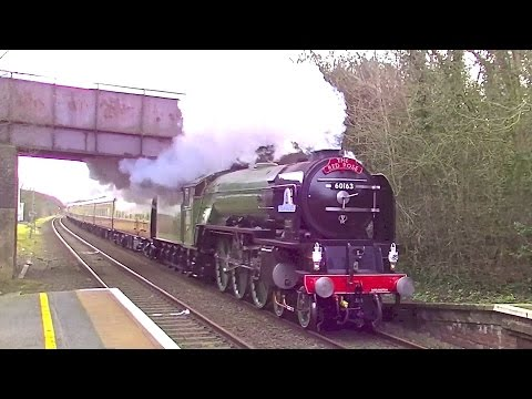 A Tornado Blows through the Cotswolds 14th February 2016