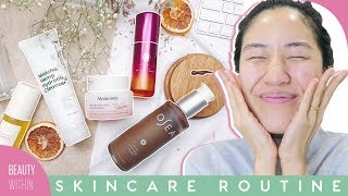 Current Skincare Routine for Oily & Acne-Prone Skin + Dry & Dehydrated Skin