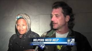 Isaiah 61 helps the homeless of Harrisburg