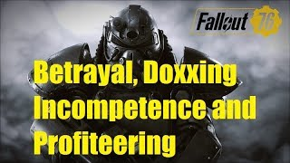 Fallout 76 Review | A Tragic Comedy of Errors, Betrayal, Doxxing, Incompetence, and Profiteering