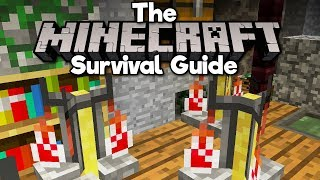 Complete Potion Brewing Guide! ▫ The Minecraft Survival Guide (Tutorial Lets Play) [Part 108]