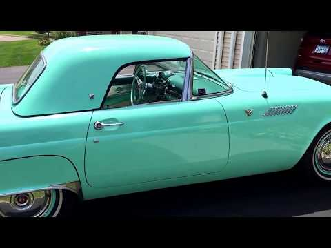 Video of '55 Thunderbird - LBIZ