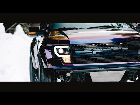 3M™ Wrap Film Series 1080 - Gloss Flip Deep Space - Teaser