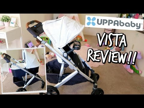 UPPABABY VISTA STROLLER HONEST REVIEW!
