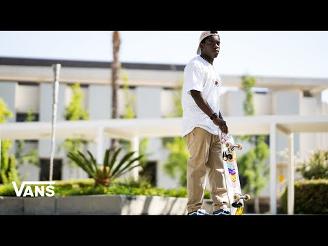Image for video Welcome to the Family - Zion Wright | Skate | VANS