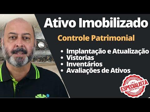 Controle Patrimonial - Ativo Imobilizado Consultoria Empresarial Passivo Bancário Ativo Imobilizado Ativo Fixo