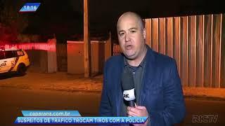 Homens são mortos em confronto com ROTAM