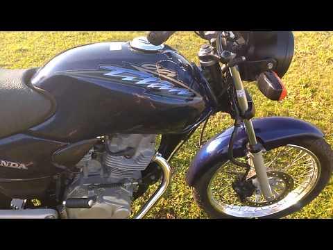 Honda CG Titan 125 ES 2003 / 2004 | A Unica 100% Original do Brasil!