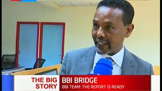 ABDIKADIR:BBI is not about posterity, it's not about Kenyans. It is about gaining political power
