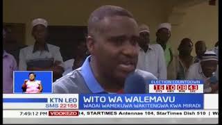 Walemavu kutoka kaunti ya Kwale wato wito wao kutokana na kutengwa