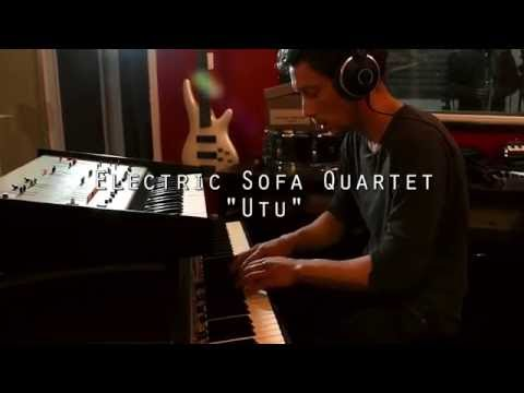 Electric Sofa Quartet - Utu (NS Live Sessions) online metal music video by ELECTRIC SOFA QUARTET