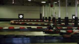 preview picture of video '[LTK] G. Chateau - Qualifs 2 - SWS Joué les Tours en Karting Sodi GT4 - 02/02/14'