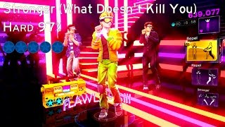 Dance Central 3: Stronger (What Doesn't Kill You)