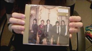 嵐 Arashi Meikyuu Love Song Unveiling! 迷宮ラブソングを開けるところ