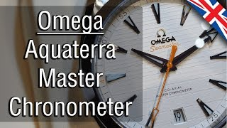 Omega Seamaster Aqua Terra 150M Co-Axial Master Chronometer cal. 8900 review (English version)